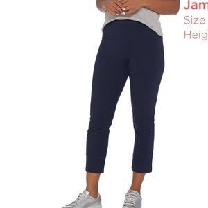 Women with Control Crop Pants NWOT